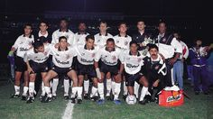 Sport Club Corinthians Paulista - Campeão Invicto da Copa do Brasil 1995