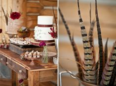Rustic English Hunting Wedding Ideas http://www.kristinalynnphoto.com/ #colorado #weddings