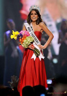 Nuestra reina mexicana: Ximena Navarrete.