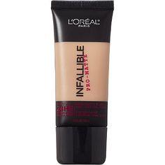 L'Oréal Infallible Pro-Matte 24HR Foundation Carmel Beige 108
