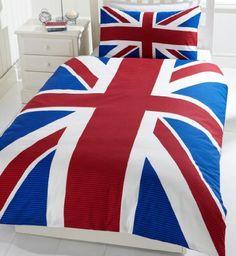 union jack beding