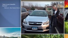 Dear Marina Zovich   A heartfelt thank you for the purchase of your new Subaru from all of us at Premier Subaru.   We're proud to have you as part of the Subaru Family