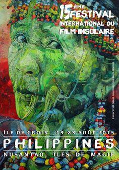 15EME FESTIVAL INTERNATIONAL DU FILM INSULAIRE, Groix (56590), Bretagne