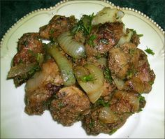 Sprouts, Pork, Beef, Vegetables, Kale Stir Fry, Meat, Vegetable Recipes, Pork Chops, Veggies