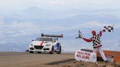 Honda took a crazy electric CR-Z to Pikes Peak — and won!