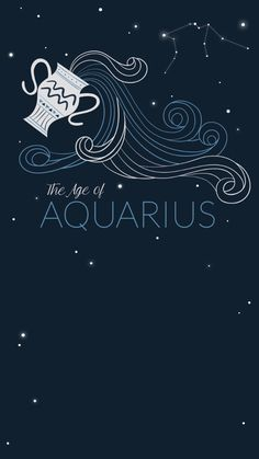 The age of Aquarius! Celebrate the zodiac sign with this free paperless Evite in. - The age of Aquarius! Celebrate the zodiac sign with this free paperless Evite invitation. Aquarius Symbol, Aquarius Constellation Tattoo, Aquarius Sign, Zodiac Signs Scorpio, Age Of Aquarius, Zodiac Art, Aquarius Zodiac, Horoscope Capricorn, Capricorn Facts