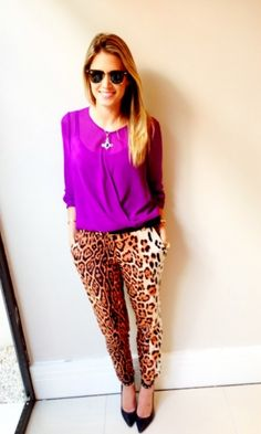 helena bordon, pink, leopard