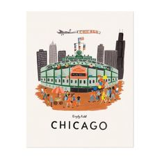 affiche Chicago Rifle paperco