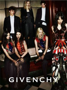 Givenchy Fall/Winter 2014 by Mert Alas & Marcus Piggott.