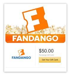 13 Best Fandango Gift Card Images Fandango Gift Card Free Gift Cards