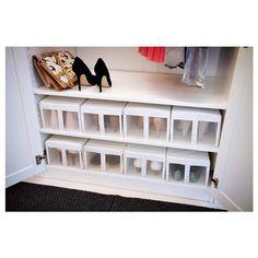 SKUBB κουτί παπουτσιών - IKEA