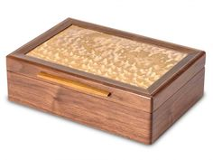 Safari | Handcrafted Jewelry Box | Heartwood Creations