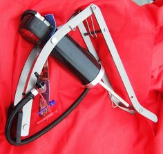 #Air Pump....Bike, Basketball Bell Foot Pumper NEW with tags #BellSports This is now for sale on ebay super cheap click on the image to be taken to the auction