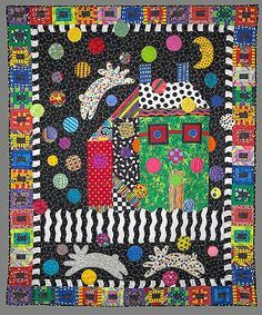 Quilts, Freddy Moran, Gwen Marston & Yvonne Porcella on Pinterest ...