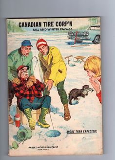 Some Vintage Canadian Tire Catalog Covers Page 2 Collector Antique The Garage Gazette
