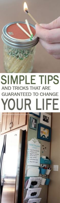 Simple Tips and Tricks That are Guaranteed to Change Your Life