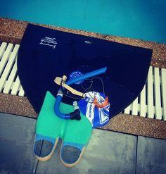 Monoaletiando! #loveswimming
