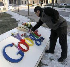 yellowblog:  中国からの撤退グーグルのジレンマなお深く -...