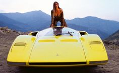 Ferrari 512 S Berlinetta Speciale, 1969: This car was always a focus on the ...