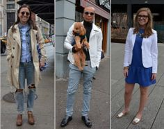Dress up in the downpour! Here are some of our favorite #rainyday looks: ow.ly/vdsxa