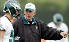 Man, I really miss this guy! The late Jim Johnson, the best defensive coordinator ever. Philadelphia Eagles #Eagles