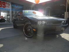 2013 Dodge Challenger, 24,964 miles, $22,995.