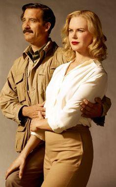 Hemingway & Gellhorn: Clive Owen + Nicole Kidman