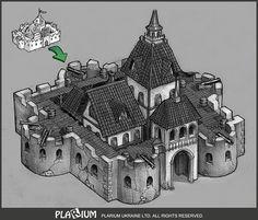Fort concept by Samarskiy on DeviantArt