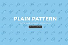 Probably the only Pattern #Tool i use for large scale projects - Plain Pattern http://lnk.al/3dJF  Great work @kennethcachia #patterns
