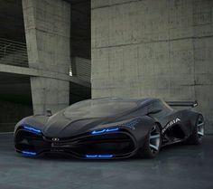 Black Marussia. Lada