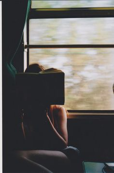 """(Open RP. Be him?{powers if you want}) I sit on the train reading my book peacefully. I hear someone sit down beside me. I look up and see a boy about my age smiling at me. I smile slightly and turn back to my book. """"You're in danger."""" He whispers. """"I need you to come with me."""" (Credit to @his89192)"""