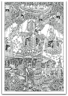 doodle art gallery coloring pages   ... Image Gallery for ...