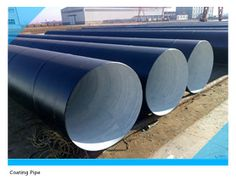 Anti-corrosion coating: Various steel pipe external coating projects are currently implemented by our company including single-layer/double-layer FBE, 2PE,3PE,3PP and other anti-corrosion coatings with the performed standards such as DIN30670, DIN30671,DIN30678,CAN/CSA-Z245.21-M92,SY/T4013-2002 and SY/T0315-97 etc.