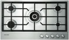 Fisher & Paykel CG905DX1 90cm Gas Cooktop at The Good Guys
