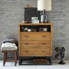 copenhagen 3-drawer dresser ++ west elm