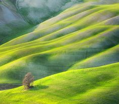 Idyllic Photographs of the Tuscan Landscape by Marcin Sobas