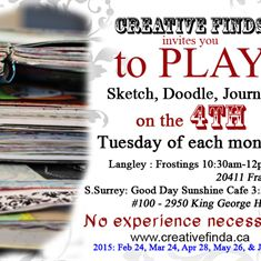 List your event for free! Good Day Sunshine, Water Brush, Crayons, Journaling, December, Meet, Artists, Group, Facebook