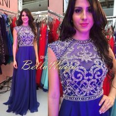 free shipping prom evening gown robe de soiree 2016 new hot sexy backless royal blue long crystal vestidos Homecoming Dresses