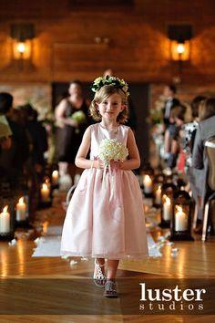 Wedding Aisle Lanterns!