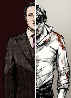 The Tables Are Turning - Hannibal Variant by feredir