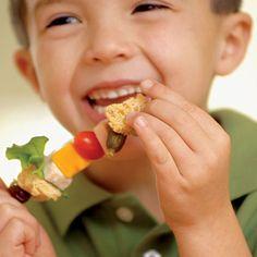 Domestic Charm: Fun Food for Kids