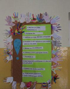 Výsledek obrázku pro výzdoba třídy na začátku školního roku