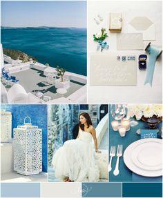 Santorini Wedding inspiration @bajanwed