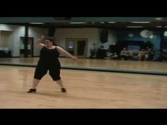 Ragen Solo - This is Your Life, Wonderful to see a woman strutting her stuff, passionate about movement and health and not letting her size stop her. rock on girl.