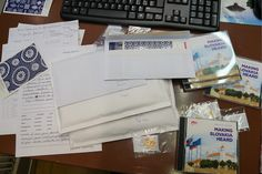 Russia, Pakistan, USA, and Japan - souvenirs and QSL cards for today's #fanmail are going to every corner of the world!