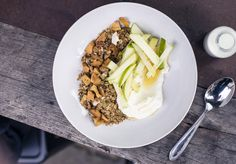 Egyptian breakfasts at a new Camperdown cafe.