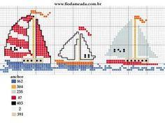graficos em ponto cruz - Pesquisa Google
