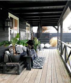 FAB terrace #porch #patio #terrace #uterom #interior_delux Credi