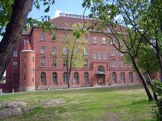 Luostarivuori school and gymnasium, Turku - Kuva: T. Brunila / My school❤️ Finland Old City, I School, Archipelago, Wikimedia Commons, Helsinki, Europe, River, Sea, Mansions