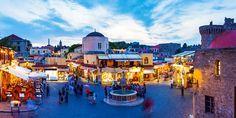 ab 169 € -- Sale für Griechenland-Flüge hin & zurück, -45%